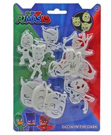 PJ Masks Glow In The Dark Sticker - White