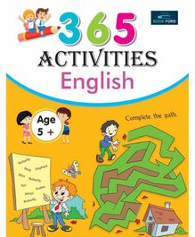 Book Ford Publications 365 Activity Book - English