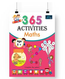 Book Ford Publications 365 Activity Book Maths - English