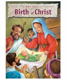 Macaw Books Bible Stories Birth of Christ - English