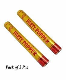 Shopperskart Confetti Party Popper - Pack of 2