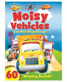 Igloo Books Noisy Vehicles - English