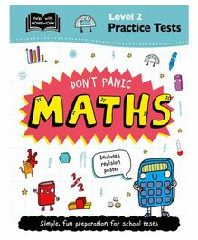 Igloo Books Don't Panic MathsTest - English