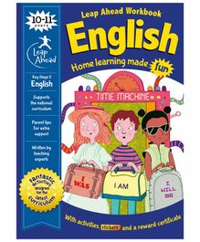 Igloo Books Leap Ahead Stage 2 Workbook - English