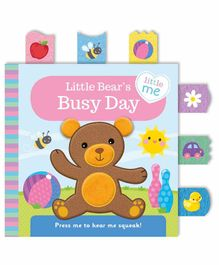 Igloo Books Little Bear's Busy Day - English