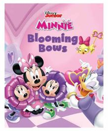 Disney Minnie Blooming Bows Story Book - English