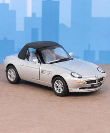 Kinsmart Die Cast Pull Back BMW Z8 Toy Car - Silver