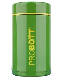 Probott Thermosteel Vacuum Jar Green - 260 ml