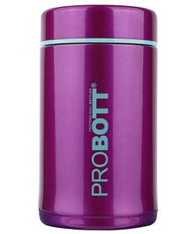 Probott Thermosteel Vacuum Jar Purple- 260 ml