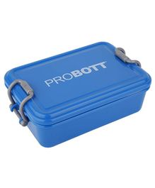 Probott Stainless Steel Lunch Box Blue - 510 ml
