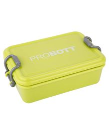Probott Stainless Steel Lunch Box Green - 510 ml