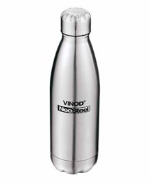 Vinod Cookware Stainless Steel Water Bottle Silver - 750 ml