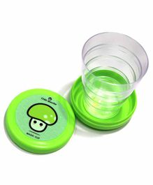 Fiddlerz Collapsible Cup - 140 ml (Color May Vary)