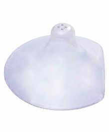 Small Wonder Silicone Nipple Shield - White