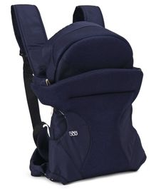 Baby Carrier With 3 Way - Blue