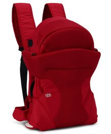 Baby Carrier With 3 Way - Red