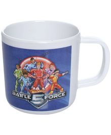 Hotwheels Battle Force Printed Mug - Large