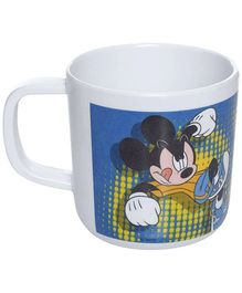 Mickey Mouse And Friends Character Melamine Mug - Large