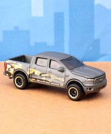 Matchbox Die Cast Free Wheel Ford Ranger Toy Car - Grey
