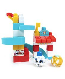 Fisher Price Peek A Blocks Playset Multicolor - 30 Pieces