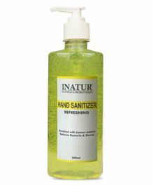 Inatur Herbals Refreshing Hand Sanitizer - 500 ml