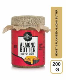 The Butternut Co. Flaxseed Almond Butter - 200 Gm