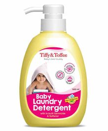 Tiffy & Toffee Baby Laundry Detergent - 500 ml