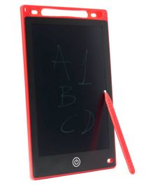 Syga 8.5 Inch LCD Writing Tablet Scribbling Pad (Assorted Colors)