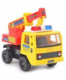 Shinsei Pull Back & Go Toy Crane (Color May Vary)
