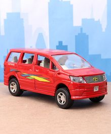 Shinsei Toyota Alphard Pull Back Car - (Color May Vary)