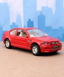 Shinsei BMW Pull Back Car - (Color May Vary)