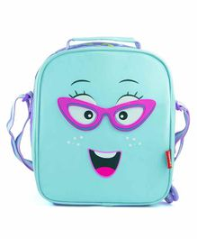 Rabitat Smash Lunch Bag Chatter Box - Multicolor