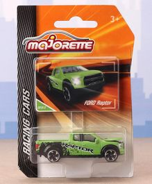 Majorette Die Cast & Free Wheel Ford Raptor Toy Car - (Color May Vary)