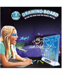 3D Magical Drawing Board - Multicolor