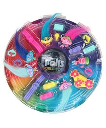 Trolls Tiny Dancers Activity Kit - Multicolor