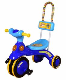 Cosmo Xtreme Tricycle with 4 Wheels - Blue