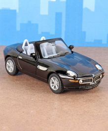 Kinsmart Die Cast Pull Back BMW Z8 Toy Car - Black