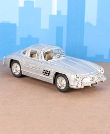 Kinsmart Die Cast Pull Back 1954 Mercedes Benz Toy Car - Grey