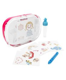 Aquabeads Beginners Studio - Pink & White