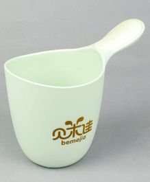 Water Ladle with Handle - Light Green