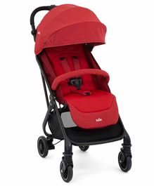 Joie Meet Tourist Baby Stroller with Canopy Lychee - Red