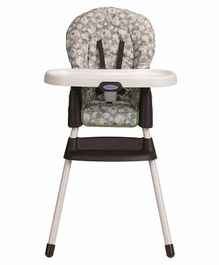 Graco Simple Switch Portable High Chair and Booster Zuba