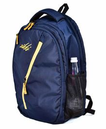 Zikki Bags Sturdy & Durable Backpack  Blue- 18 Inches