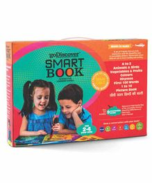 goDiscover Interactive Early Learning Smart Book - Set of 9