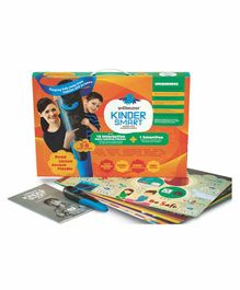 goDiscover Kinder Smart Interactive Learning Series - 18 Interactive Posters