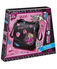 Totum Monster High Do It Yourself Shoulder Bag