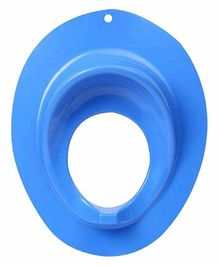 Maanit Potty Seat Cover - Blue