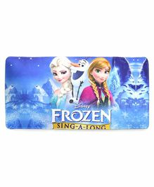 Fiddlerz Disney Frozen Printed Table Mat - Blue