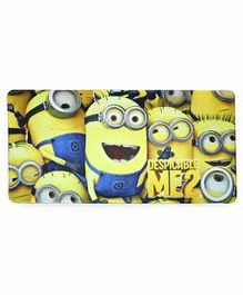 Fiddlerz  Minion Printed Table Mat - Yellow