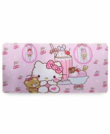 Fiddlerz Multipurpose Placemat Hello Kitty Print - Pink